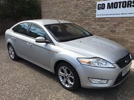 2010 FORD MONDEO 1.8 TDCI SPORT, 1 YEAR MOT, SERVICE HISTORY, NOT PASSAT VECTRA INSIGNIA
