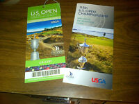TWO US Open Golf!