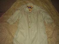Burberry of London Prorsum Raglan Overcoat made in England