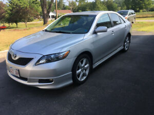 SOLD!  2009 Toyota Camry SE
