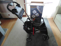 Safety 1st Clic-It Universal Infant Car Seat Carrier