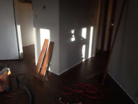 Renovating?  Free quotes, low rates, quality work