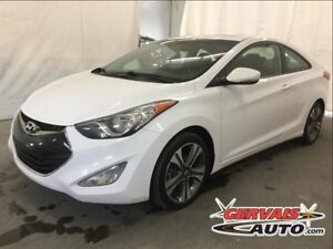 Hyundai Elantra Coupe SE Navigation Cuir Toit Ouvrant MAGS 2013
