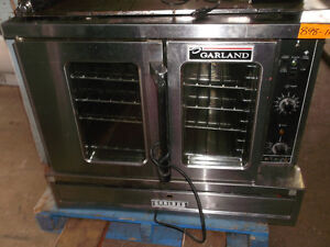 Natural Gas Convection Oven - #898-14