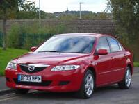 MAZDA 61.8 S, 2 OWNERS,FULL 12 MONTHS MOT,SERVICE HISTORY,EXCELLENT DRIVE