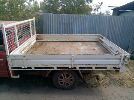 WANTED STEEL TRAY SUIT FORD FALCON AU-BA-BF Rydalmere Parramatta Area Preview