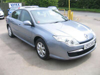 Renault Laguna 1.5dCi ( 110bhp ) Expression LATER SHAPE.