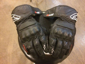 ALPINESTARS SP8 GLOVES SIZE 2XL