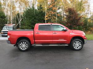 2011 Toyota Tundra Pickup Truck