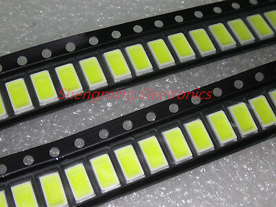 500pcs Smd 5630 5730 Big-chip 0.5w High-power White Led Light