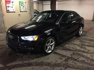 Takeover my lease 2015 Audi A3 Sedan - 24months left @ $539.00