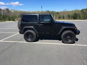 2016 Jeep Wrangler - Payment takeover