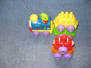 leap frog stacking train