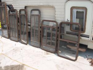 RV/Camper windows
