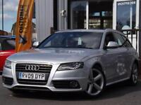 2009 Audi A4 2.0 TDI 143 S Line 5dr 5 door Estate