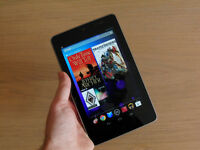 Nexus 7 8GB (2012) Android Tablet + kobo - Trade for bike