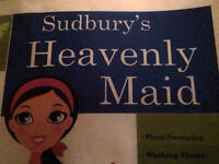 Heavenly Maid cleaning service