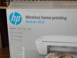 HP Deskjet 2652 Wireless , Print, Scan, Copy