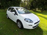 2012 Fiat Punto 1.2 8v ( 69bhp ) ( Brio ) Easy netherton cars