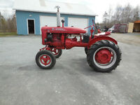 1950  Farmall A