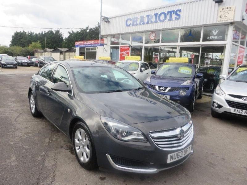 2013 Vauxhall Insignia 2.0 CDTi ecoFLEX SE 5dr (start/stop)