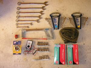 New Used Mechanics Tools Snow Blower
