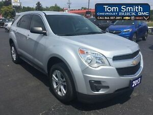 2013 Chevrolet Equinox LS  - BLUETOOTH -  AIR