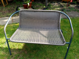 New lovely Garden outdoor bench weatherproof