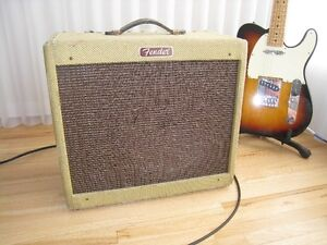 Fender Relic Blues Jr. FSR, one of 200 for North America