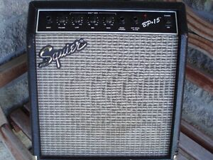 LARGE SQUIRE PRACTISE AMP London Ontario image 1