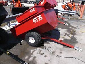 New Heavy Duty ATV Dump Carts