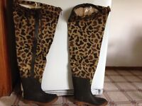 Hip Wader Boots size 12 obo