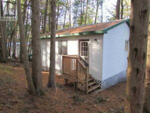 Garrison Lake Area: Affordable Renovated 2 Bedroom Cottage