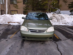 2005 Chevy Optra