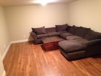 Sectional sofa/couch