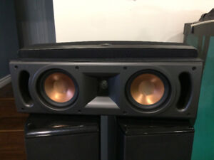 KLIPSCH REF IV RC52 CENTRE SPEAKER MINT CONDITION