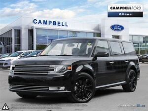 2017 Ford Flex Limited AWD-LEATHRER-NAV-ALL THE FEATURES