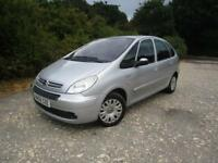 2008 Citroen Picasso 1.6 Desire 5 doors petrol manual in silver