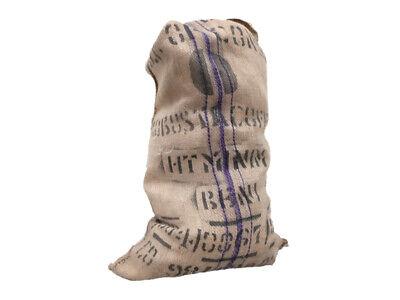 Sacco juta caffè cafe 70 x 110 cm sacchi di tela regali arredamento natale
