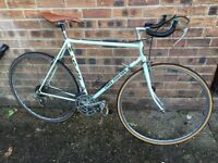 Chris Paulson 501 Frame Road Bike Charge Saddle