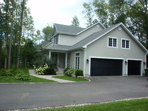 hudson two storey-sell or trade -three car garage-motivated! West Island Greater Montréal image 2