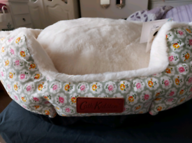 Cath kidson pet small to medium dog bed
