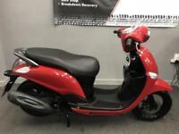 Yamaha XC 115 S DELIGHT
