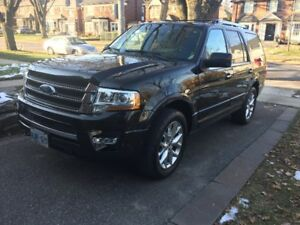 2015 Ford Expedition Ltd 4WD, 1 Yr Free Maintenance Remaining