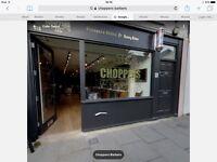 Central London Barber