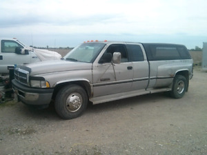 1996 Dodge Ram 3500 Dually Diesel