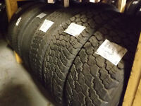 """275/70/18 Goodyear Wranglers – 100's of 18"""" tires IN STOCK"""
