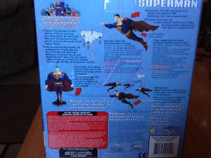 2003 FUSION TOYS JUSTICE LEAGUE FLYING SUPERMAN London Ontario image 2