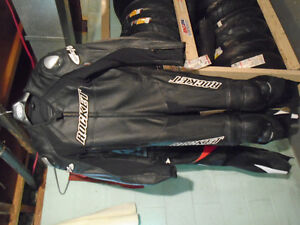 new tires @ leather - tank bag- levers