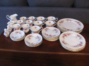 Replacement Pieces - Royal Albert Lavender Rose China